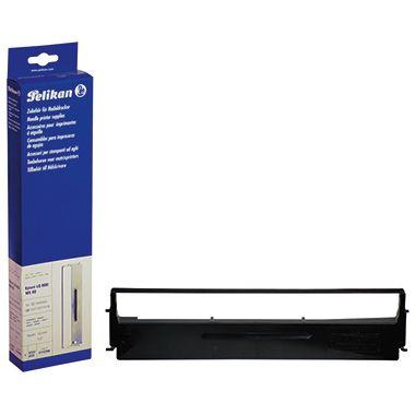 Pelikan Farbband 515296 wie Epson LQ 800/MX 80 Gr.633 schwarz