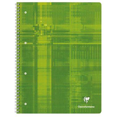 Clairefontaine Collegeblock DIN A4 80Blatt weiß