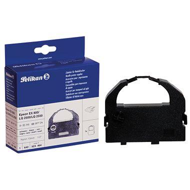 Pelikan Farbband 523464 Gr.642 wie Epson EX800/LQ2500/2550 schwarz