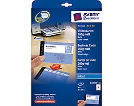 Avery Zweckform Visitenkarte C32015-10 DIN A4 10 St./Pack.