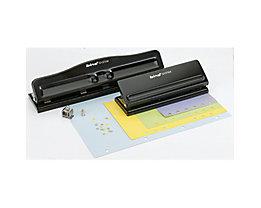 bind Systemlocher T 5005 2/4/6fach Lochung Metall schwarz