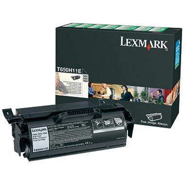 Lexmark Toner 0T650H11E 25.000Seiten schwarz