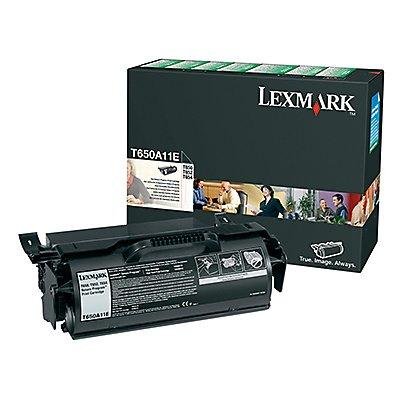Lexmark Toner T650A11E 7.000Seiten schwarz