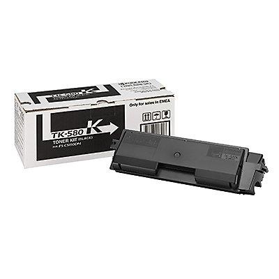KYOCERA Toner TK580K 1T02KT0NL0 3.500Seiten schwarz