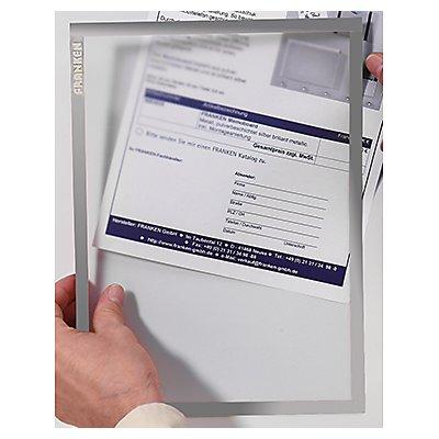 Franken Dokumentenhalter Frame It X-tra Line ITSA4M  DIN A4
