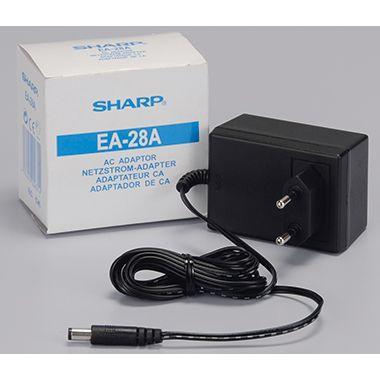 Sharp Netzgerät EA28A für EL1611/EL1801 schwarz