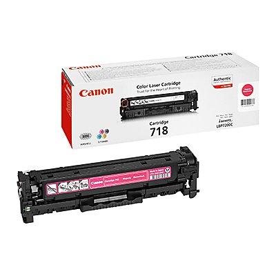 Canon Toner 718M 2660B002 2.900Seiten magenta