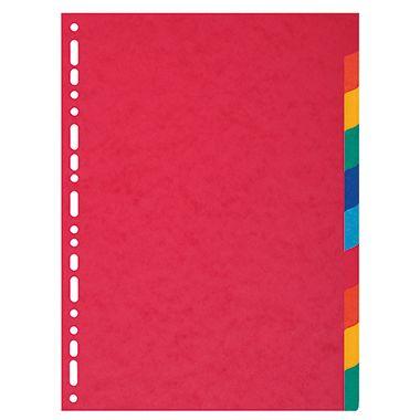 Exacompta Register Nature Future DIN A4 blanko farbig