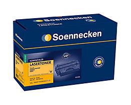 Soennecken Toner 81066 Gr.1217HC wie HP CE505X sw