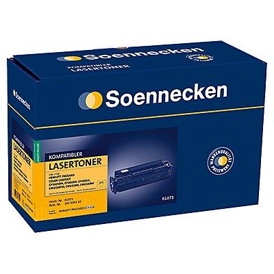Soennecken Toner 81071 Gr.1218 wie HP CC532A gelb