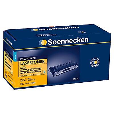 Soennecken Toner 84029 Gr.1241 wie Brother TN135C cyan