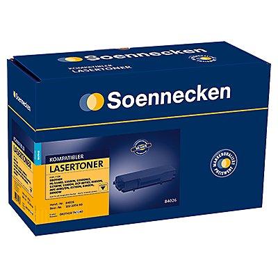 Soennecken Toner 84026 Gr.1255HC wie Brother TN3280 sw