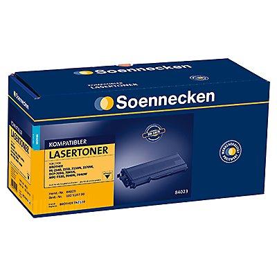 Soennecken Toner 84023 Gr.1253 wie Brother TN2120 schwarz