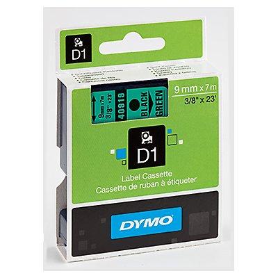 DYMO Schriftbandkassette D1 9mmx7m auf
