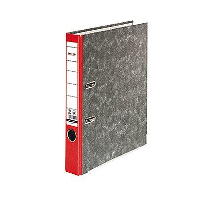 Falken Ordner S50 80022700 DIN A4 50mm RC Pappe schwarz
