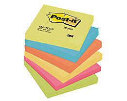 Post-it Haftnotiz Active Collection   sortiert 6