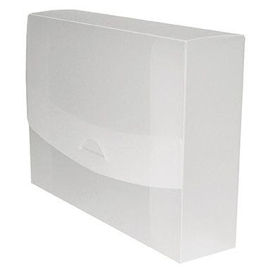 dataplus Sammelmappe 27475-086 DIN A4 75mm PP transparent