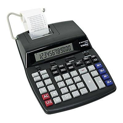 Soennecken Tischrechner CP3000 8663 druckend schwarz