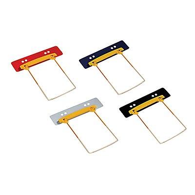 Jalema Abheftbügel Plus 5712600 gelb/weiß 10 St./Pack.