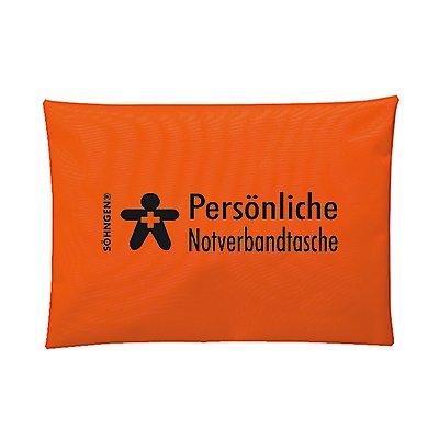 SÖHNGEN Erste Hilfe Tasche 0307027o 21x14x5,5cm Nylon orange