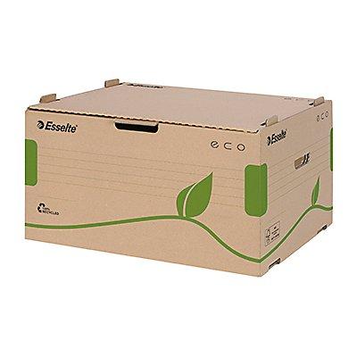 Esselte Archivschachtel ECO 623918 43,9x34,5x24,2cm Karton naturbraun