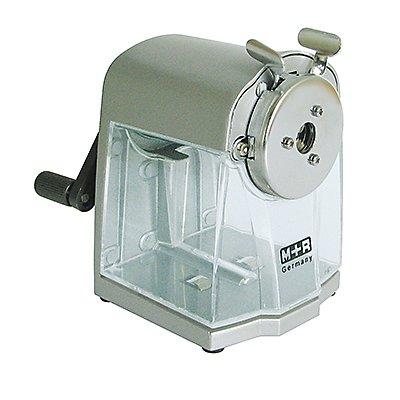 M+R Spitzmaschine 09840000 11,5mm Druckguss silber