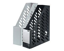 HAN Stehsammler KLASSIK 1601-13 DIN A4/C4 Kunststoff schwarz