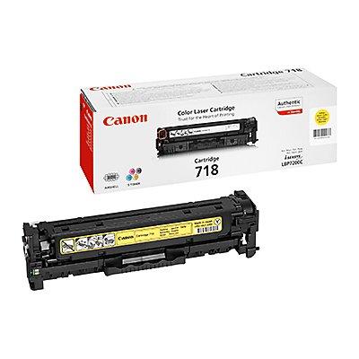 Canon Toner 718Y 2659B002 2.900Seiten gelb