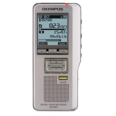 OLYMPUS Diktiergerät DS-2500 silber