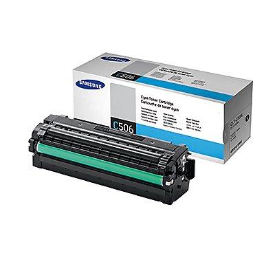 Samsung Toner CLT-C506L/ELS 3.500Seiten cyan