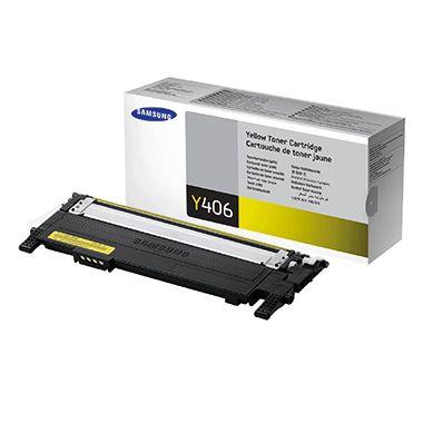 Samsung Toner CLT-Y406S/ELS 1.000Seiten gelb