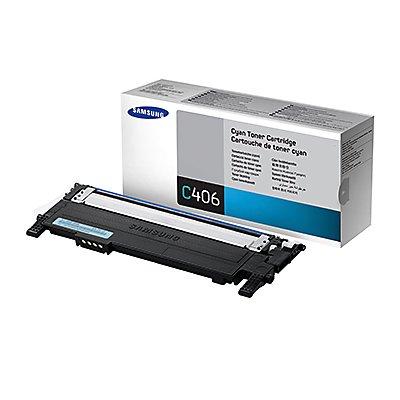 Samsung Toner CLT-C406S/ELS 1.000Seiten cyan