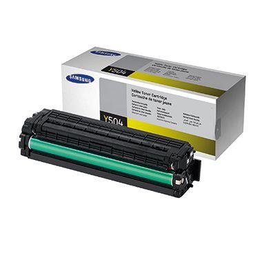 Samsung Toner CLT-Y504S/ELS 1.800Seiten gelb