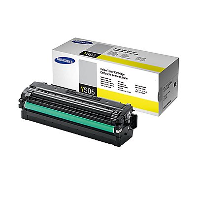 Samsung Toner CLT-Y506L/ELS 3.500Seiten gelb