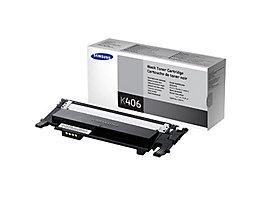 Samsung Toner CLT-K406S/ELS 1.500Seiten schwarz