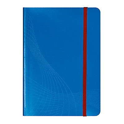 Avery Zweckform Notizbuch 7041 DIN A5 kariert blau 80 Bl.