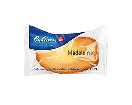 Bahlsen Gebäck Madeleines Rührkuchen 42540 48 St./Pack.