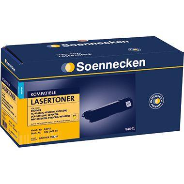 Soennecken Toner 84041 wie Brother TN325Y 3.500S. gelb