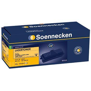 Soennecken Toner 85019 wie Kyocera TK130 7.200S. schwarz
