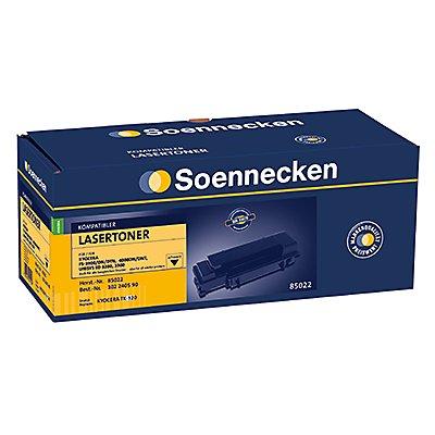 Soennecken Toner 85022 wie Kyocera TK320 15.000S. schwarz