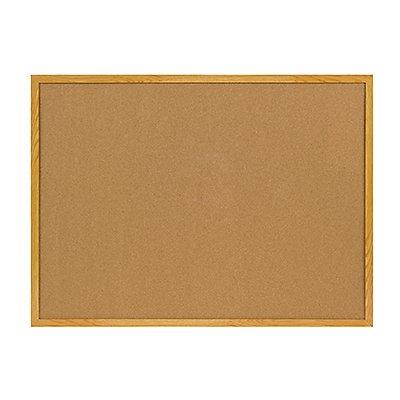 magnetoplan Korktafel - braun, inkl. Pinnadeln