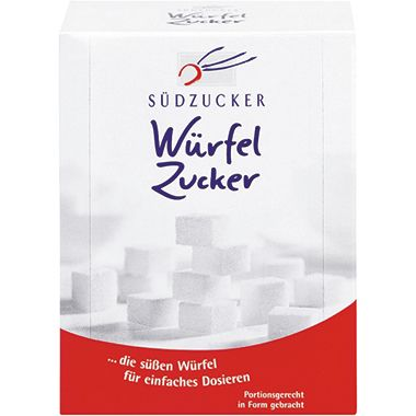 Südzucker Würfelzucker 011294 500g