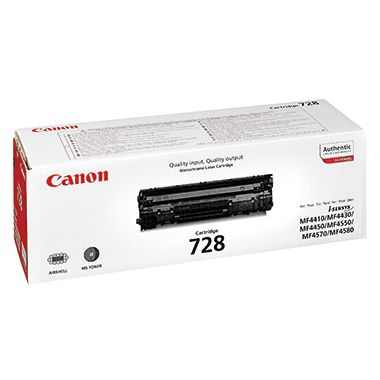 Canon Toner 728 3500B002 2.100Seiten schwarz