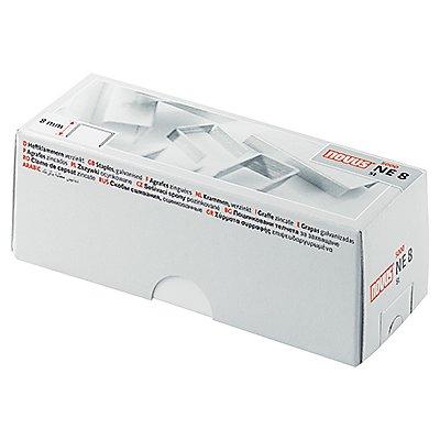 NOVUS Heftklammer NE 8 Super 042-0002 verzinkt 5.000 St./Pack.