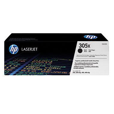 HP Toner CE410X 305X 4.000Seiten schwarz