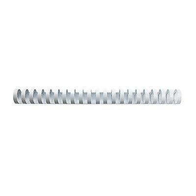 GBC Plastikbinderücken  DIN A4 19mm  100 St./Pack.