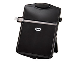 Hama Konzepthalter Desktop 00048888 24x4x29,7cm für DIN A4 schwarz
