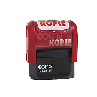 COLOP Textstempel Printer 20 KOPIE 100671 38mm Kunststoff rt