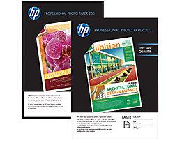 HP Fotopapier Professional CG966A DIN A4 200g weiß 100 Bl./Pack.