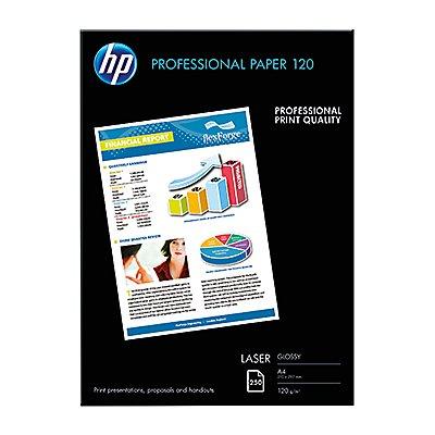 HP Fotopapier Professional CG965A DIN A4 150g weiß 150 Bl./Pack